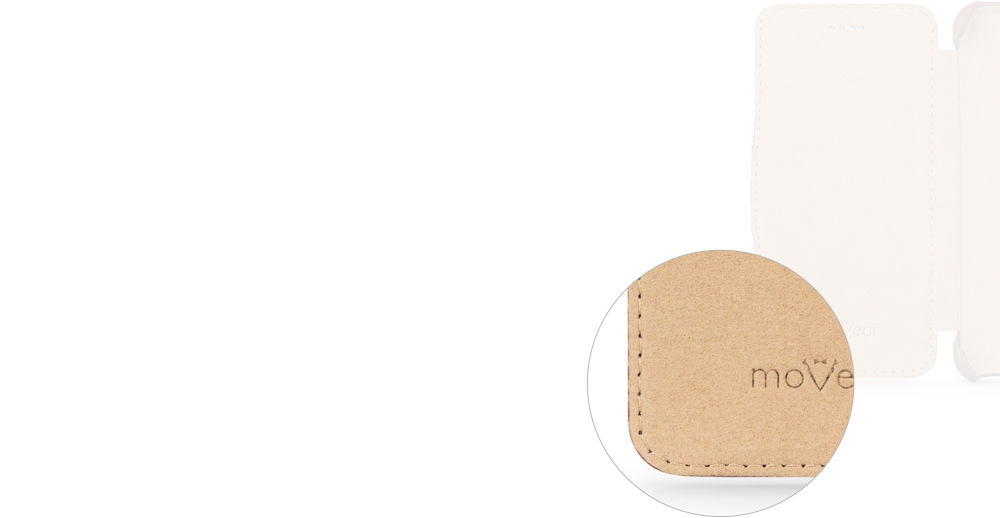moVear brown flipSide C for iPhone 6