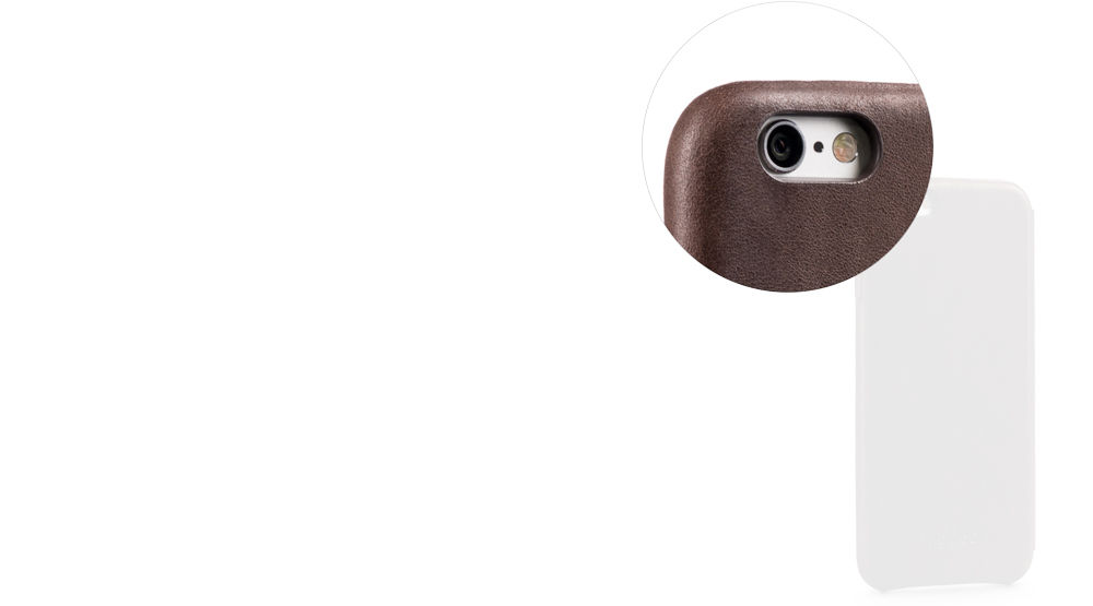 moVear brown flipSide xS for iPhone 6