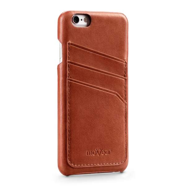 Etui backCover C do Apple iPhone 6 / 6s | Skóra Vintage