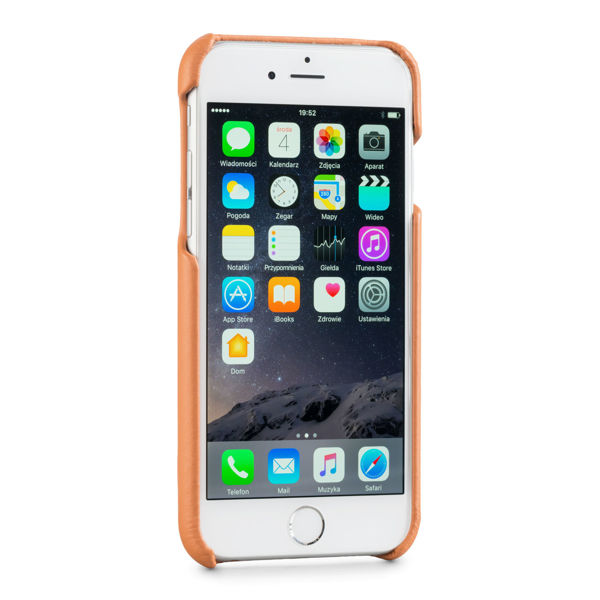 Etui backCover S do Apple iPhone 6 / 6s | Skóra Gładka