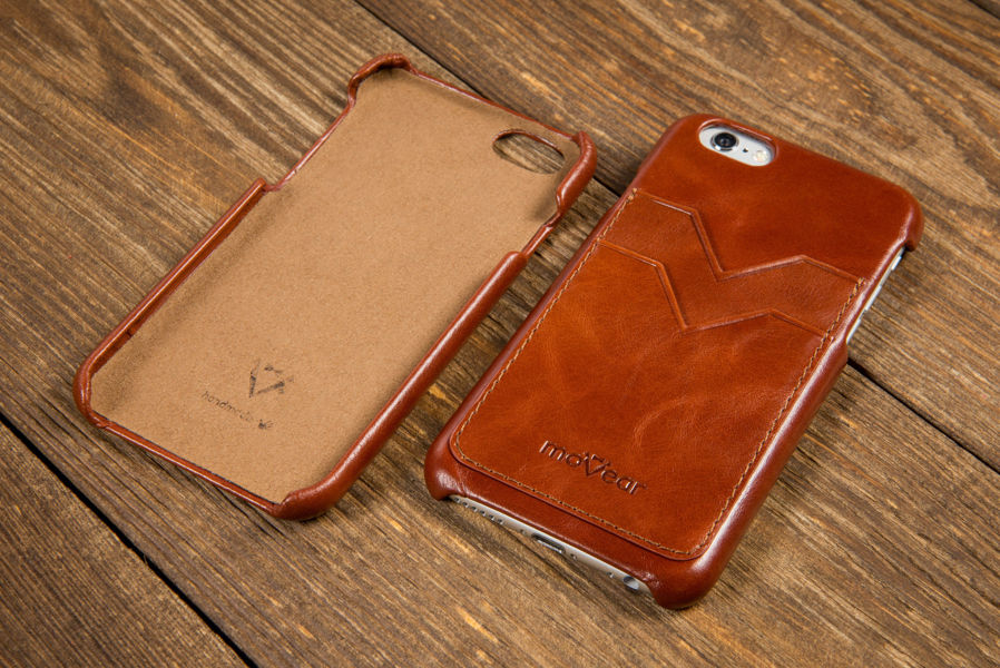 Etui backCover S+ do Apple iPhone 6 / 6s | Skóra Vintage