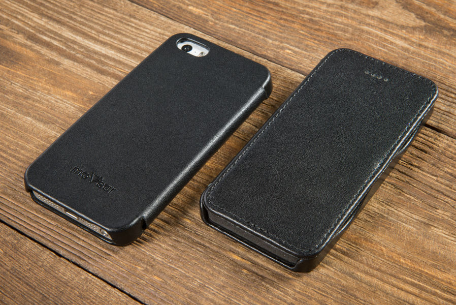Etui flipSide C do Apple iPhone 5 5s SE | Skóra Gładka