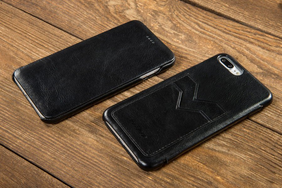 Etui flipSide S+ do Apple iPhone 8 Plus / 7 Plus | Skóra Vintage