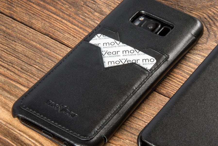 Etui flipSide S+ do Samsung Galaxy S8+ (Plus) | Skóra Gładka