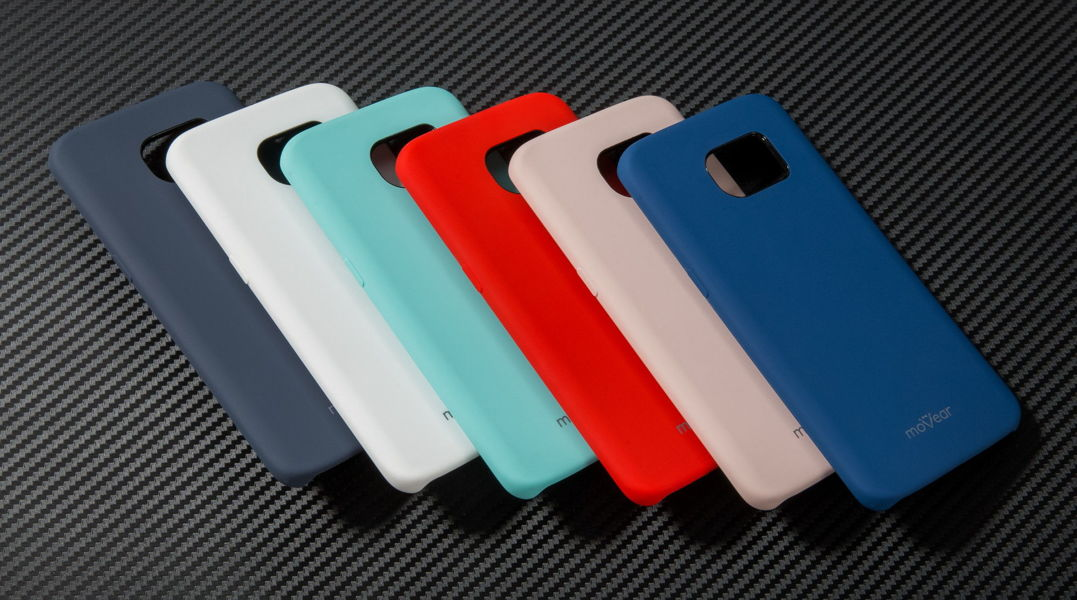 Etui silkyCase do Samsung Galaxy S7 edge G935F