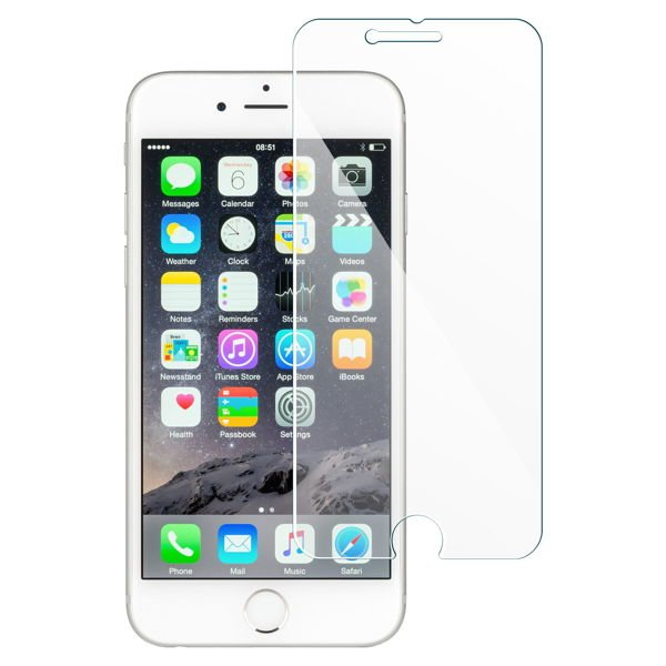 GLASS mSHIELD 2.5D Szkło Hartowane do Apple iPhone 6s / 6