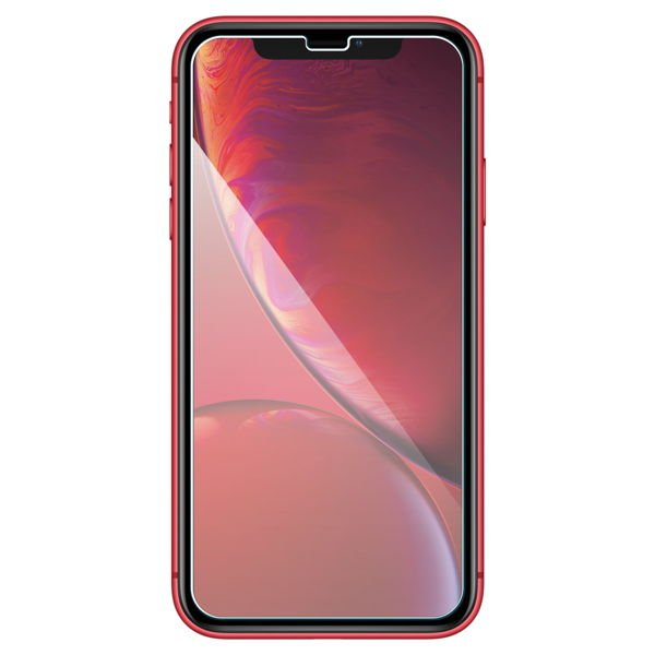 GLASS mSHIELD 2.5D Szkło Hartowane do Apple iPhone Xr - caseFriendly MAX