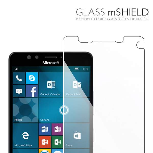 GLASS mSHIELD do Microsoft Lumia 950
