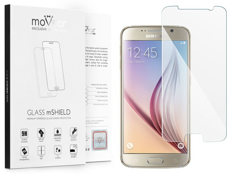 GLASS mSHIELD do Samsung Galaxy S6