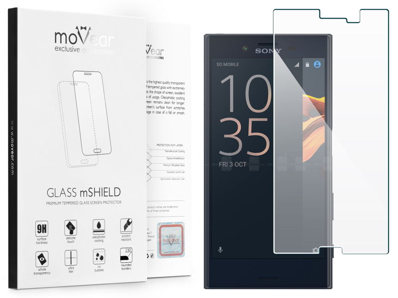 GLASS mSHIELD do Sony Xperia X compact
