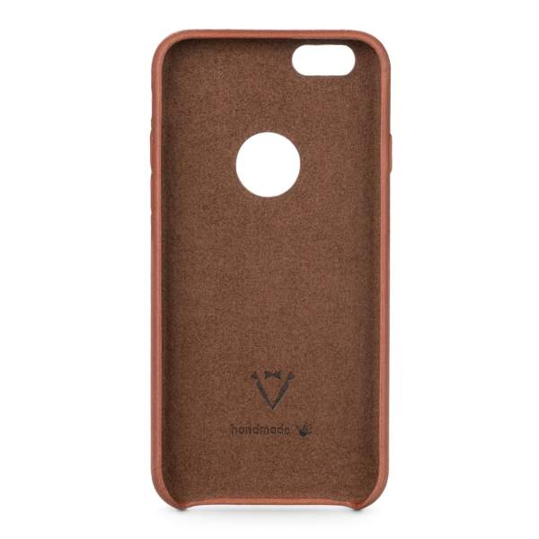 Skórzane Etui backCover xS + GLASS mSHIELD do Apple iPhone 6/6s