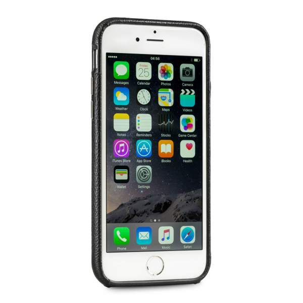 Skórzane Etui multiCover S + GLASS mSHIELD do Apple iPhone 6/6s