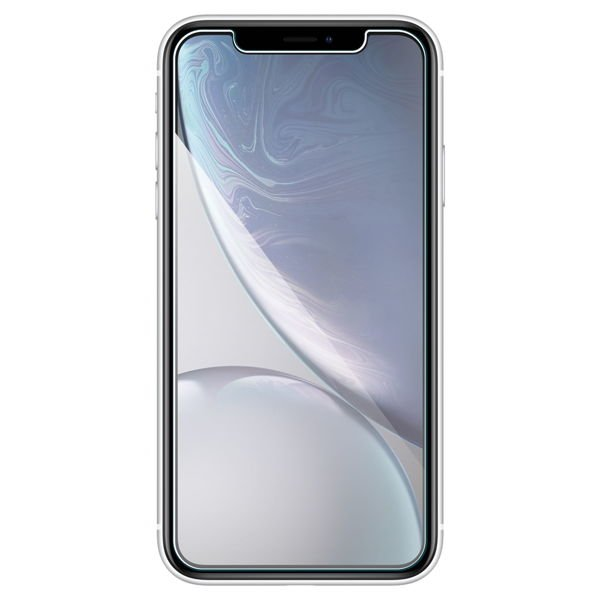 moVear GLASS mSHIELD 2.5D na Apple iPhone Xr | Szkło Hartowane do etui, 9H