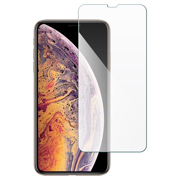 moVear GLASS mSHIELD 2.5D na Apple iPhone Xs MAX | Szkło Hartowane do etui, 9H