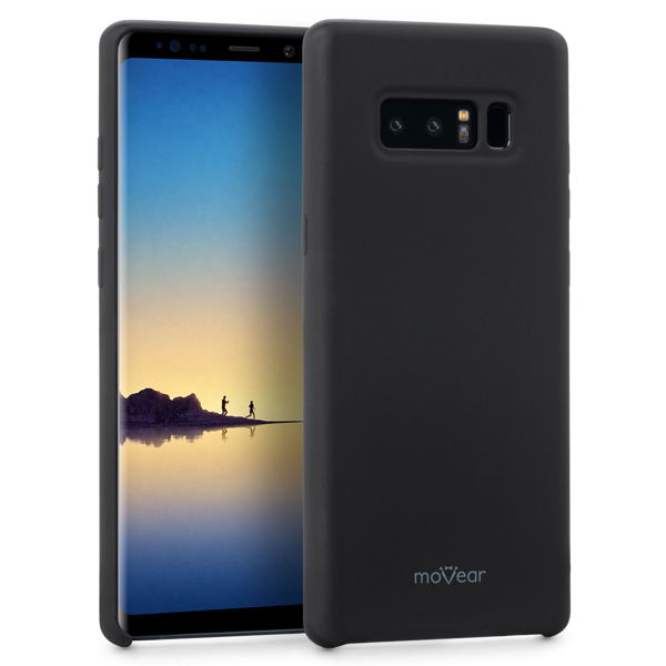moVear silkyCase Etui do Samsung Galaxy Note 8 | SIlikon