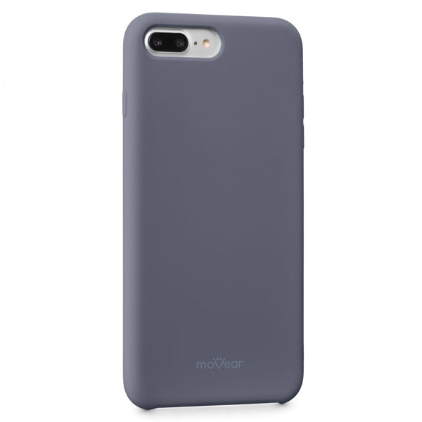 moVear silkyCase Etui na Apple iPhone 8/7 Plus | Silikon